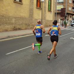 II Maratón y Media Maratón Adidas. Logroño. (R. Hernando)