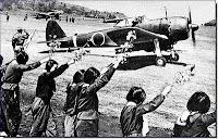 kamikaze Seconde Guerre Mondiale