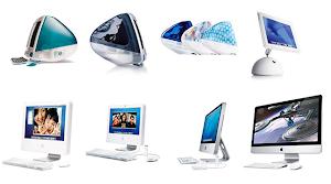 Cùng nhìn lại lịch sử thiết kế của các thế hệ iMac