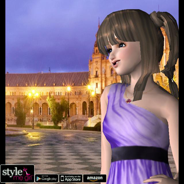 Style Me Girl Level 16  - Princess - Alexis