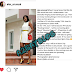 Gbem: Alex seems to be super enjoying life after BBNaija as Levels keeps Elevating, Checkout her writeup as She Shares this Stunning Pics Of herself rocking OFF WHITE