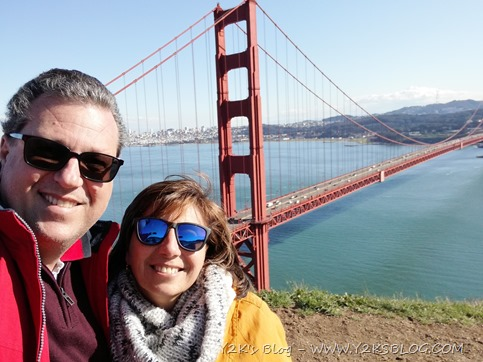 Il Golden Gate - San Francisco
