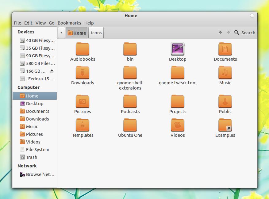 Faience: New GNOME 3 Icon Theme By Tiheum ~ Web Upd8: Ubuntu