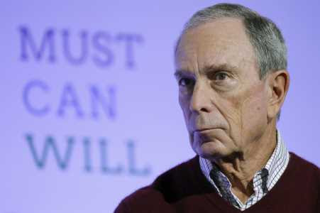 Gun-control advocate Michael Bloomberg signals independent presidential candidacy
