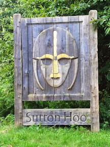 Sutton Hoo entrance