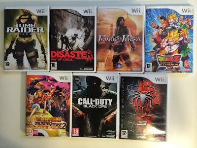 [VDS/ECH] WanShop Nintendo : SNES, GC, Wii 345%20Lot%20Wii