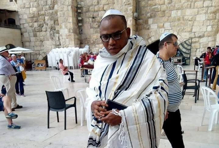 Nnamdi Kanu writes British Commission in Nigeria, demands full protection and an unconditional release as British citizen