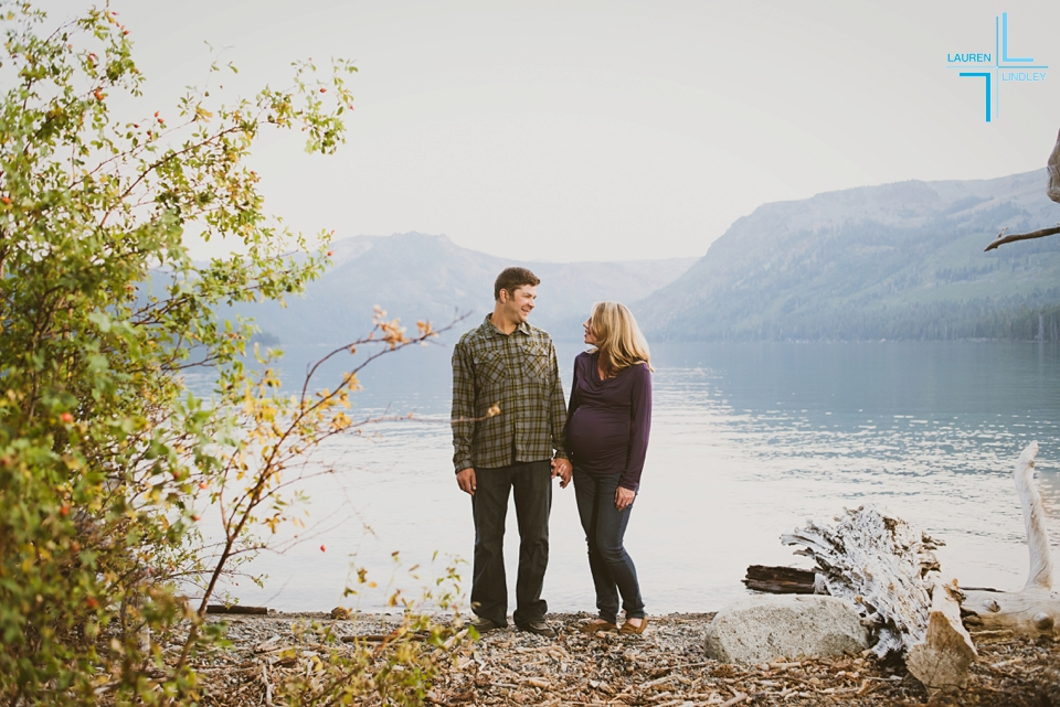 Tahoe Maternity Photography