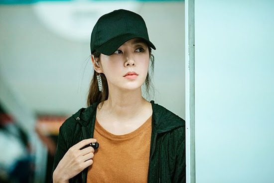 Kang Ye-won Han Chae-ah