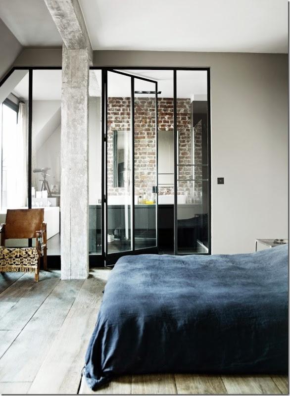 loft-stile-industriale-francese-pareti-vetrate-8
