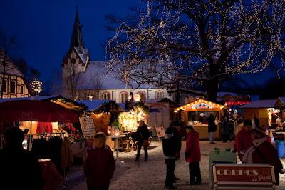 Weihnachtsmarkt in Osterholz-Scharmbeck