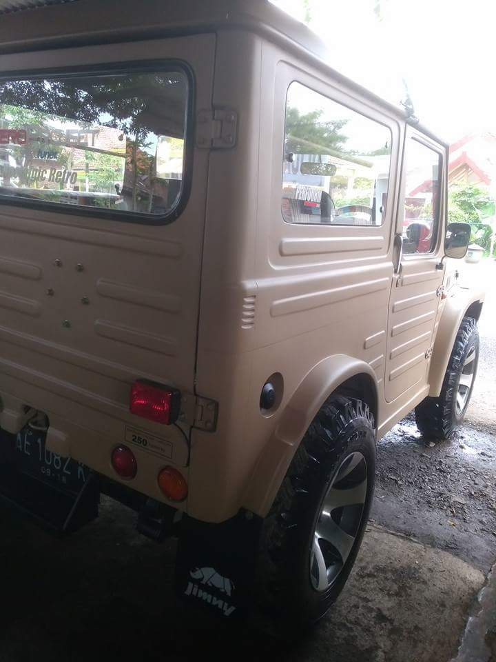 Lapak Mobkas Murah Suzuki Jimny Jangkrik 81 - MALANG ...