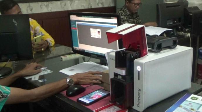 Tinta Habis, Pencetakan KTP Elektronik di Bungo Terancam Terhenti