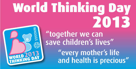 World thinking day 2013