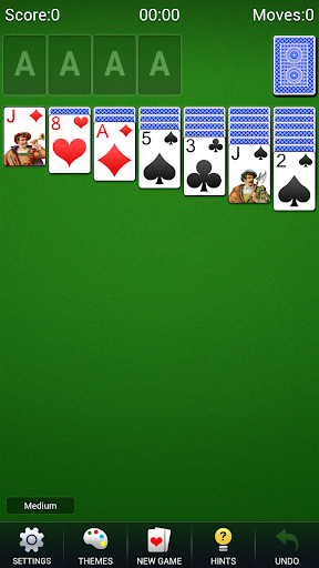 Solitaire - Klondike Solitaire Free Card Games apktram screenshots 1