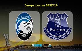 Atalanta vs Everton Europa League Match Highlights