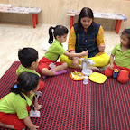 Introduction to Orange and Sweet Lime in Nursery (2014-15) at Witty World