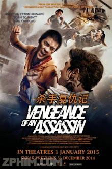 Sát Thủ Báo Thù - Vengeance of an Assassin (2014) Poster