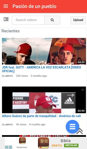 玩免費運動APP|下載América Pasión De Un Pueblo app不用錢|硬是要APP