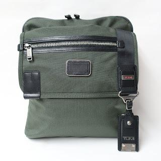 Tumi Crossbody Bag