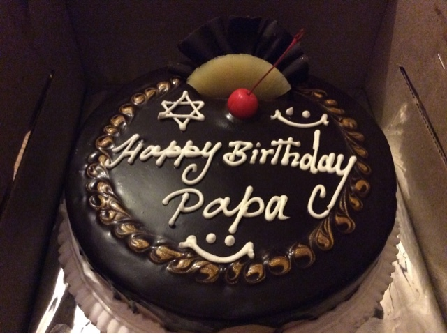 Birthday Cake For Your Dad Papa Or Baba