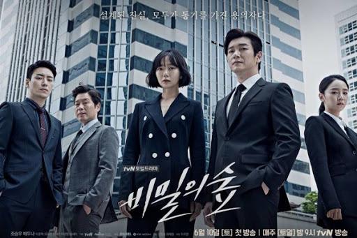 Drama Shin Hye Sun - Stranger (Secret Forest)