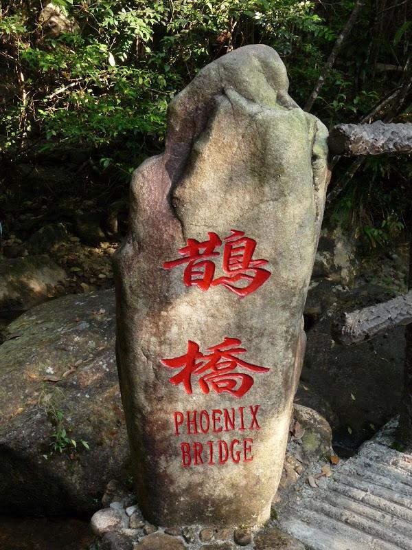 petite ballade dans les environs de Wuhishan