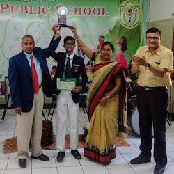 2017-02-04 Best Instrumentalist of the School Competition