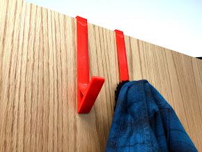 Door Coat Hanger