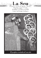 Hoja Parroquial Nº495 - El profeta enviado al mundo. VI centenario de la erección de la Iglesia Colegial Basílica de Santa María de Xàtiva