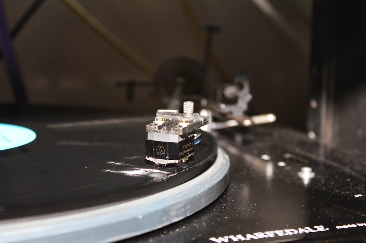 Audio Technica  AT33PTG/II IMG_0738