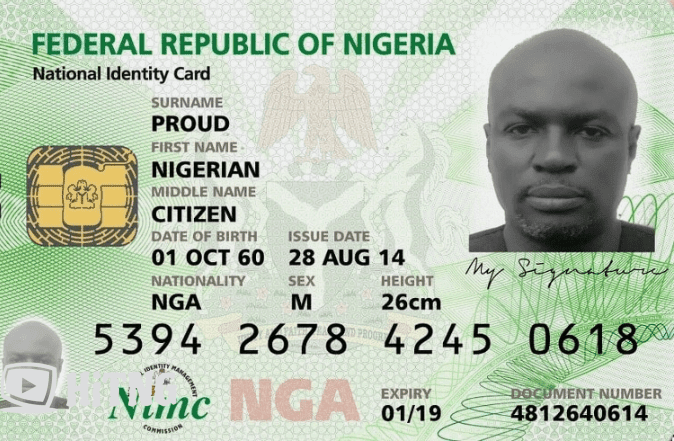 Check If Your National ID Card Is Ready For Pick Up Online