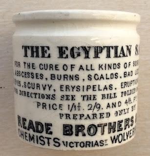 Egyptian Salves