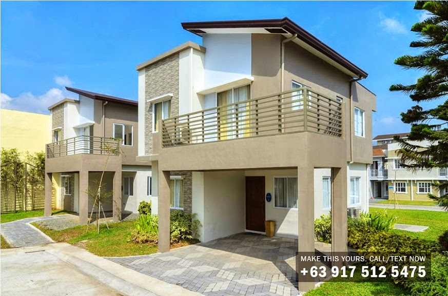Chessa House Model Lancaster New City House For Sale Imus Cavite