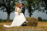 Bruidsreportage (Trouwfotograaf) - Foto van bruidspaar - 177