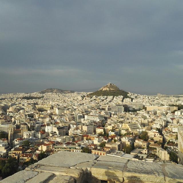 IGTT Lykavittos ja Akropolis, Ateena