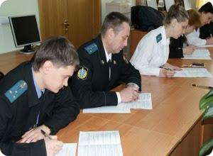 Определены лучшие судебные приставы Тверской области