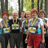 Marathon de Montréal 2011