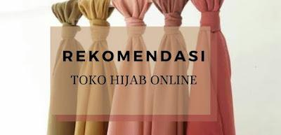 Toko hijab online