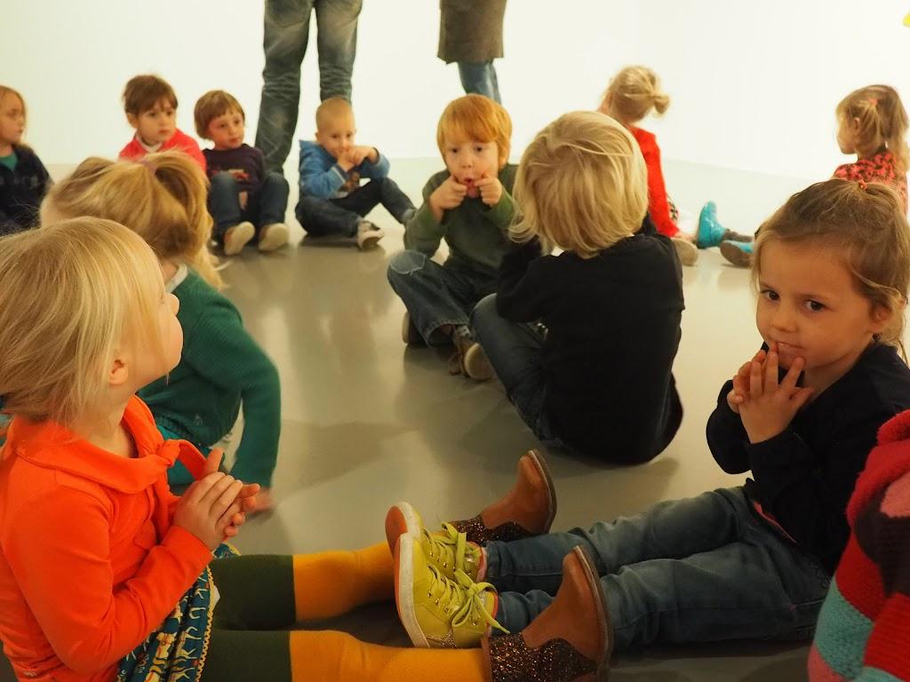 Leefgroep 1 ging naar het museum. - PA200081.JPG