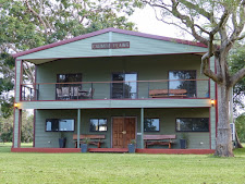 The Carmor Plains lodge.