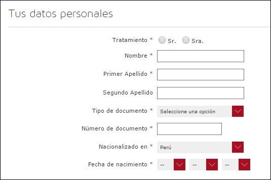 Abrir mi cuenta Iberia - 618