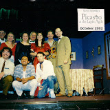 Picasso at Lapin Agile