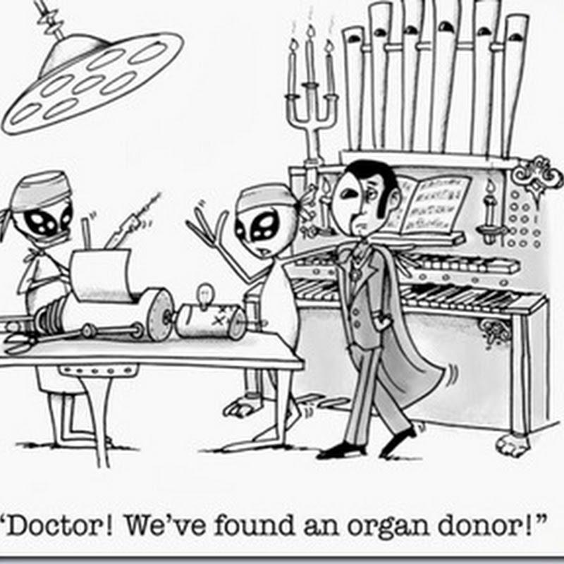 Humor gráfico extraterrestres