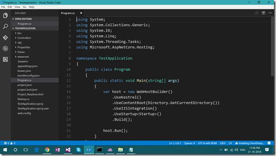 SourceCodeInVisualStudioCode