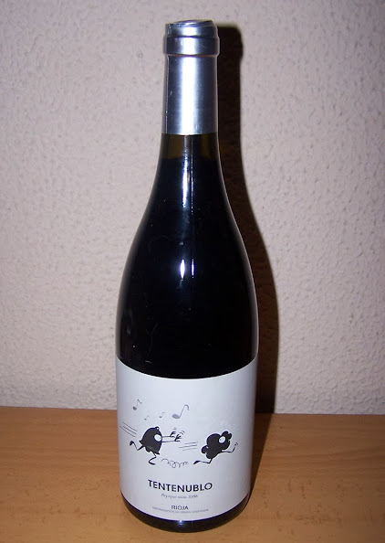 Tentenublo 2012, D.o.c Rioja