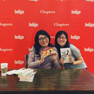 Jenny Han and I <3