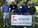 Al Richardson, Mike Mlinac, Kathy Whitworth, John Erickson, Bob Bula