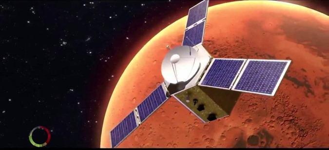 EUA, os planos da NASA para ir para Marte estão com problemas financeiros 01