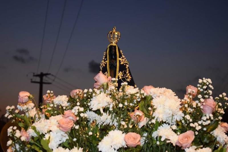 Paróquia de Maruim divulga programação da Festa de Nossa Senhora de Aparecida